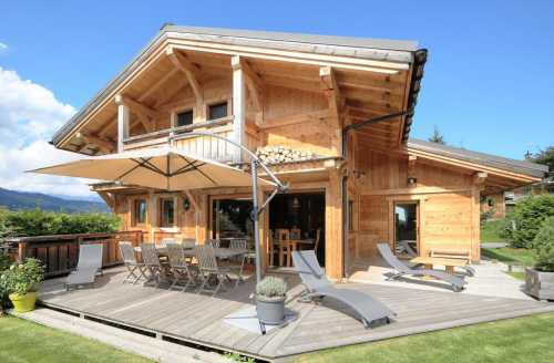 Chalet individuel MEGEVE  -  ref 126215 (picture 2)